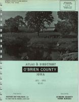 Title Page, O'Brien County 1971